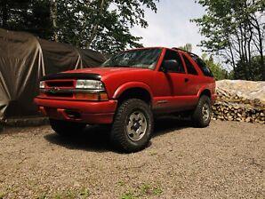Chevrolet Blazer 2005 2D