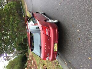 2002 Subaru Impreza Wrx (awd) 5 Sp Manual 5d Hatchback