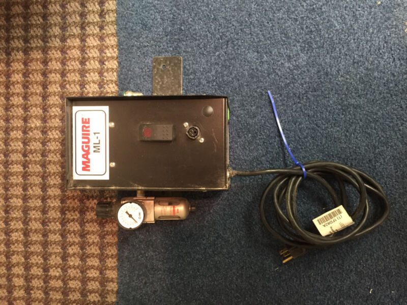 Maguire ML-1 Compressed Air Loader Control package of 2 units