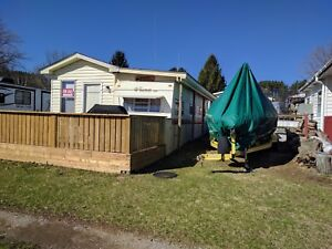 Bobcaygeon Trailer w/ Added Room