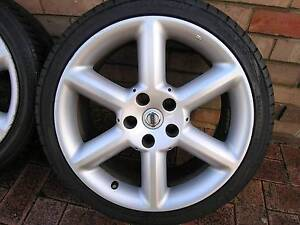 "Nissan 350Z TRACK 18"" INCH WHEELS AND TYRES X 4 Attadale Melville Area Preview"