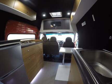 Amazing Ford Transit luxury campervan motorhome