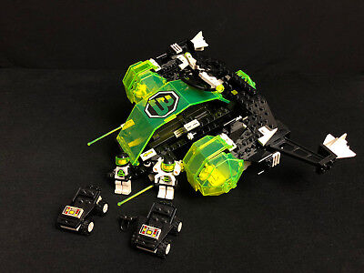 6812 MIT BA 100/% KOMPLETT SELTEN 6878 G11 LEGO BLACKTRON 6933 6887 6857