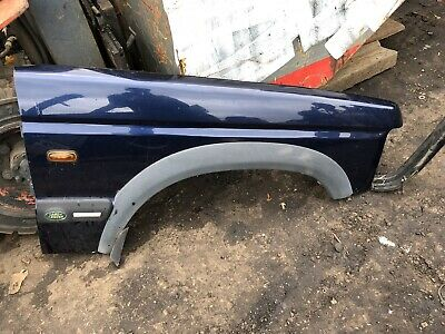 LAND ROVER DISCOVERY 3 NEW FRONT DRIVERS SIDE O//S DOOR WING MIRROR 2004-09 RHS