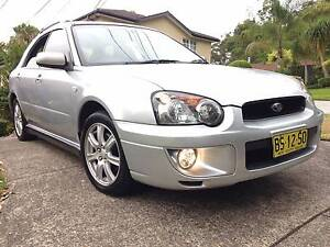 MY05 RS 2.5L Subaru Impreza Hatchback Manual - LOG BOOKS !! Thornleigh Hornsby Area Preview