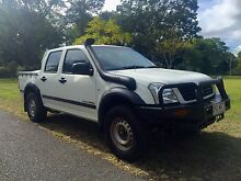 2006 Holden Rodeo LX Dual Cab 4x4 Aspley Brisbane North East Preview