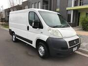 Fiat Ducato Van 2007 White Spotswood Hobsons Bay Area Preview