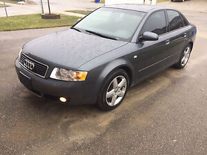 2003 Audi A4 Quattro Certified and Etested