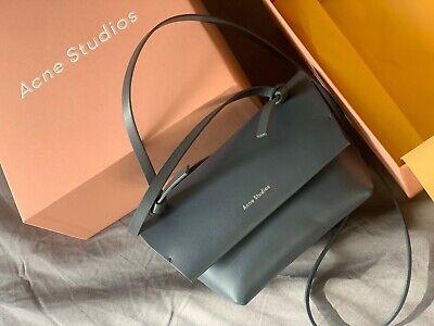 Acne Studios Mini Crossbody Bag Micro Navy NWT - $420 Retail today