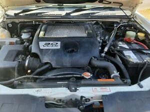 Holden colorado dual cab ute