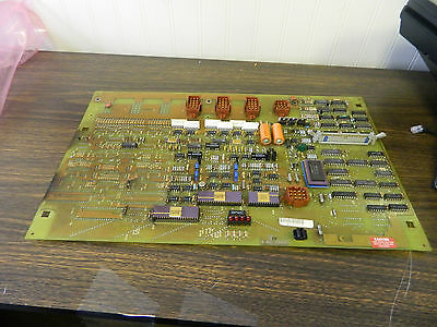 Cincinnati PC Circuit Board, 3-531-3984A, 35313984A, Rev D/E, Used, Warranty