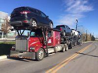 Chauffeur transport auto