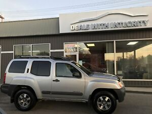 2009 Nissan Xterra 4x4 SUV automatic 196,000 k only $11,600