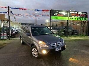2006 Honda CR-V SPORT Automatic SUV Thomastown Whittlesea Area Preview