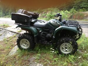 Yamaha grizzly 660 buy or sell used or new atv in ontario kijiji 2007 yamaha 660 grizzly publicscrutiny Gallery