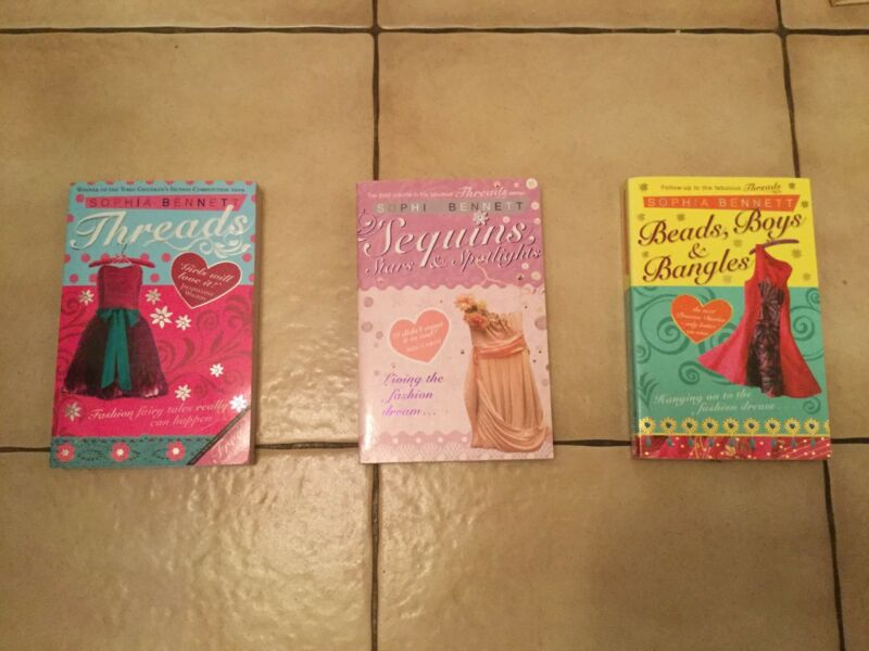 Threads Sophia Bennett Novels Childrens Books Gumtree