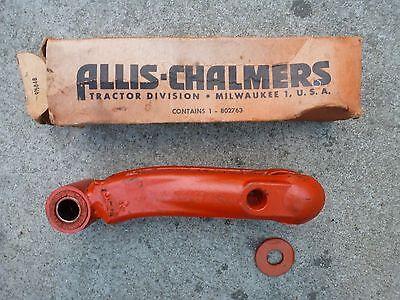 Vintage Allis Chalmers Tractor Suspension Fork 802763