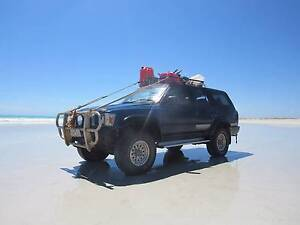 1990 Toyota 4 Runner Wagon Broome Broome City Preview
