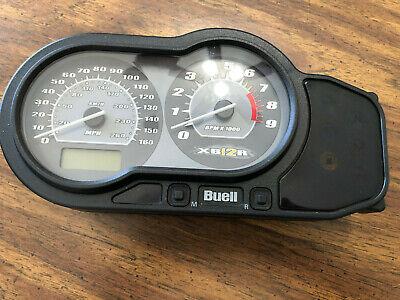 2005-2010 Buell XB12r Firebolt SPEEDOMETER TACHOMETER GAUGES CLUSTER