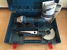 Bosch Blue Angle Wired Grinder (GWS 7-125) Brunswick East Moreland Area Preview