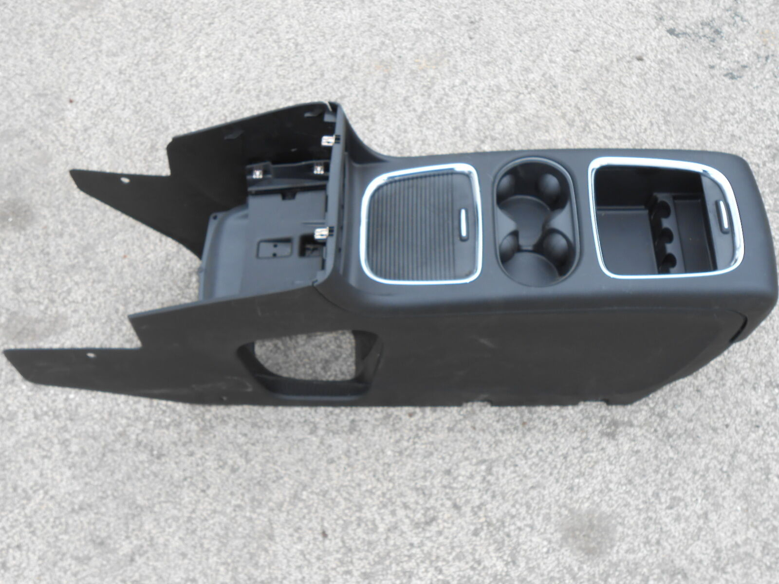 2011 14 Dodge Caravan Chrysler Town Country Center Console