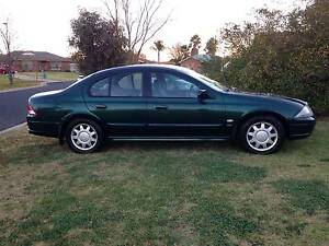 2001 Ford Falcon Sedan. 12mths Rego. Towbar. Electric Brakes Glenfield Park Wagga Wagga City Preview