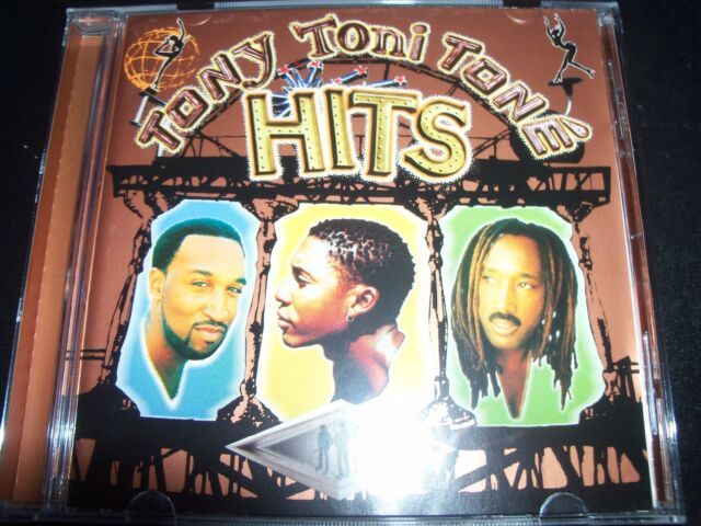 Toni Toni Tone Hits The Very Best of Greatest Hits CD – Like New