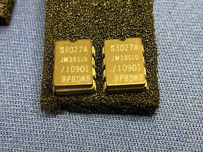 Jm3851010901bpb Sig Linear Timertiming 555 8-pin Cerdip Last Ones Milspec