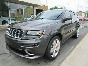 2014 Jeep Grand Cherokee SRT8 *PNEUS NEUFS*