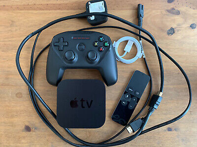 apple tv 4th generation 32gb with Nimbus gaming controller