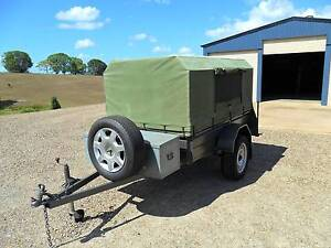 Box Trailer with Canopy Gympie Gympie Area Preview