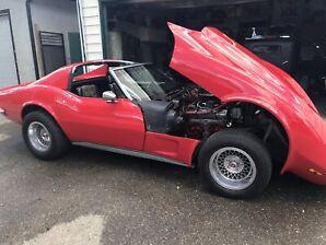 69 corvette custom