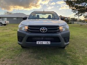 2018 Toyota Hilux Workmate | auto | 61,500kms | 1 year rego