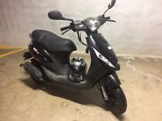 Scooter Piaggio Zip 50cc Newstead Brisbane North East Preview