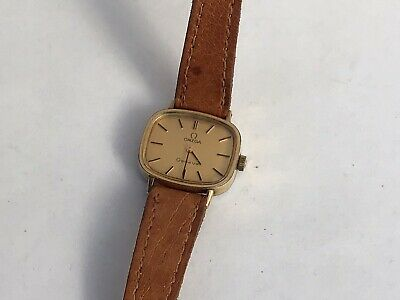 1970's Omega Geneve Ladies Wristwatch, Works Perfectly