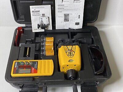 Cst Berger Lasermark Lm30 Rotary Laser Wld-100n Detectorcase