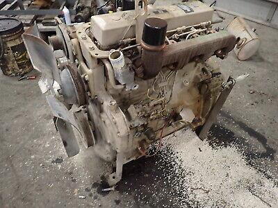 John Deere 4045df150 Diesel Engine 2 Avail Super Clean 4.5 4045