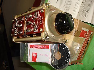 Variac Type M2g2 Type M2 120v 2.4a 350 Cycles