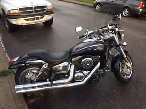 REDUCED 2002 Kawasaki mean streak 1500
