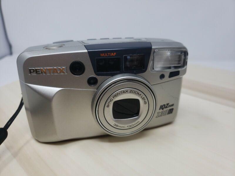 Pentax IQZoom 130M 35mm Point & Shoot Film Camera