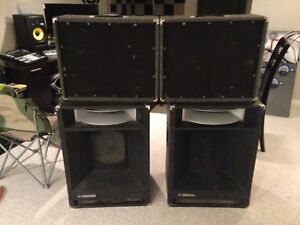 Today only!! $200 Passive Speaker set
