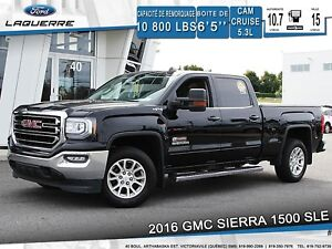 2016 GMC Sierra 1500 SLE **CAM*CRUISE*BLUETOOTH**