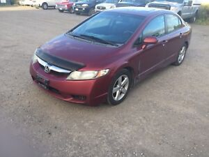 2009 Honda Civic $3900