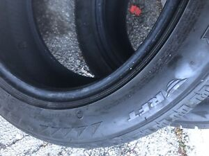 2 Runflats Winter Bridgestone 16