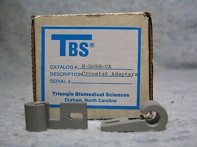 Tbs Dmbh-ca Microtome Blade Holder Adapter