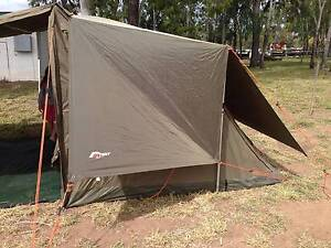 Oztent Oz Tent RV5 RV 5 Excellent Condition Dysart Isaac Area Preview