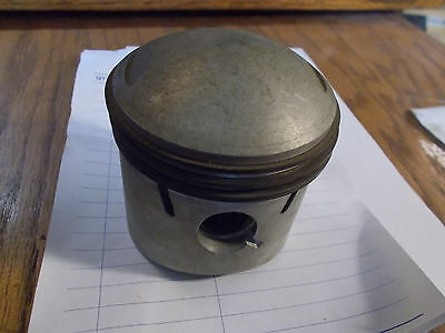 """NOS Royal Enfield 500CC .040"""" Oversize Piston and Rings Set"""