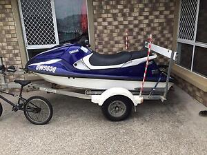 JetSki & Trailer Tweed Heads Tweed Heads Area Preview