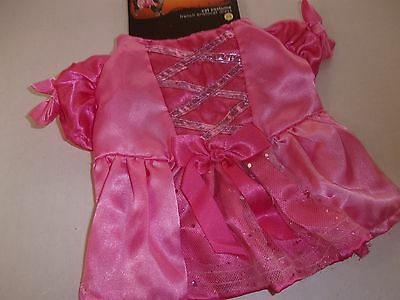 Princess PINK Dress CAT Costume Halloween new Small puppy pet Petco OS dog kitty