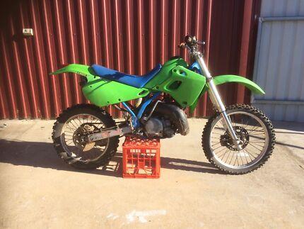 93 kdx 250 swap